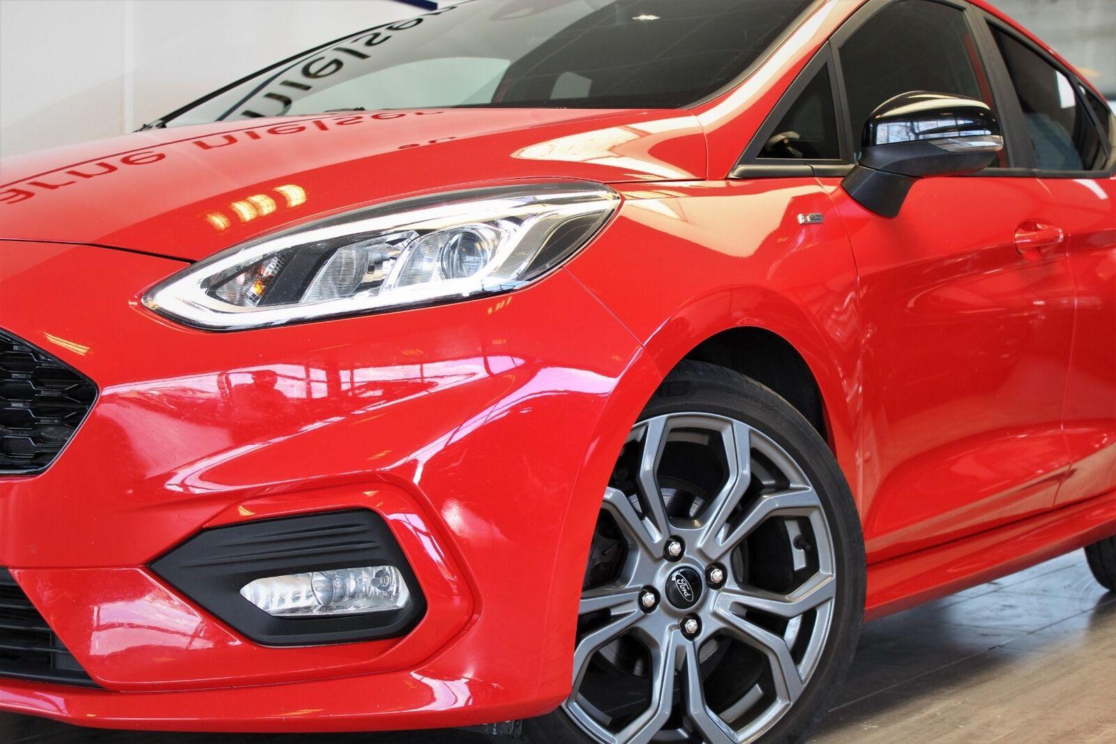 Ford Fiesta 1,0 EcoBoost ST-Line - billede 5