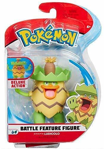 environ 11.43 cm Pokemon 4.5 in bataille Caractéristique FIGURE-One FOURNIS vous choisissez