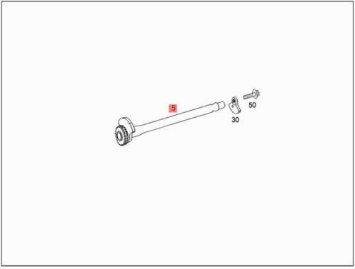 Genuine MERCEDES Engine Auxiliary Shaft 2720302872