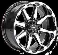 STI 14x7 & 14x9 HD6 Aluminum Alloy Rim Wheel Polaris RZR CanAm Am Kawasaki Teryx