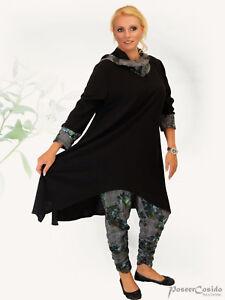 maniche xl xxxl ° Poco 44 xxl Camicia Design 58 Lagenlook Pulli Pullover a L lunghe anvXv71