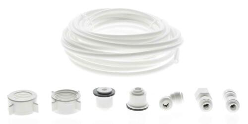 American Double Fridge Water Supply Pipe Tube Filter Connector Kit For Leisure