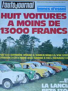 L-039-AUTO-JOURNAL-1975-7-LANCIA-BETA-1300-RALLYE-SAFARI-1000KM-MUGELLO-KAWASAKI-400
