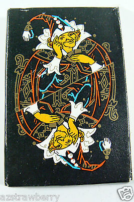 1993 RARE TRADITIONAL PALECH ПАЛЕХ USSR RUSSIAN PLAYING 56 CARDS