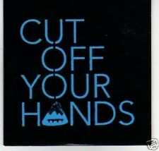 (K589) Cut Off Your Hands, Happy As Can Be - DJ CD