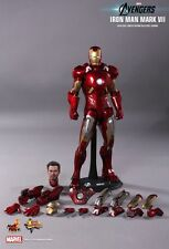 Hot Toys Marvel, The Avengers Iron Man Mark VII, MMS185, Tony Stark 1/6 !! MIB