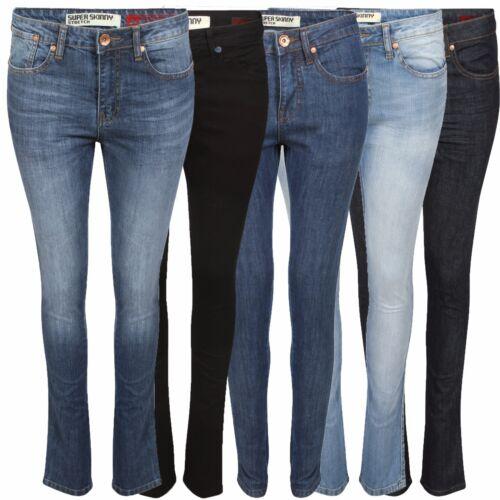 Mens Boys Super Slim Fit Stretch Skinny Denim Jeans Bottoms Used distressed Size