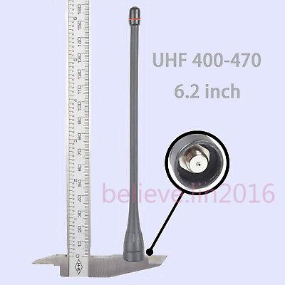 "6.2 /"" FA-SC57U UHF Antenna For Icom F21 F21S F21BR F21GM F24 F24S F4 F4GS radio"