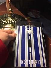 UNIVERSITY OF KENTUCKY Wildcats SINGLE SWITCH COVER NWT Go Big Blue NEW