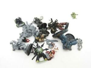 2134-Assorted-Bits-Chaos-Space-Marines-40k-30k-Warhammer
