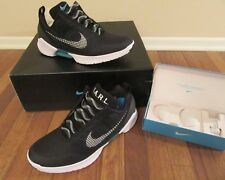 item 2 Nike Hyper Adapt 1.0 Size 11.5 Black White Blue Lagoon 843871 001  New NIB 2017 -Nike Hyper Adapt 1.0 Size 11.5 Black White Blue Lagoon 843871  001 New ...