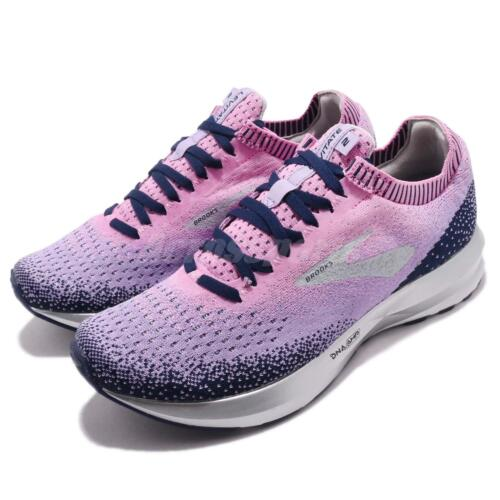 Sneakers 2 Navy 1b Women Levitate Lilac Shoes 120279 Running Brooks Purple 5Iq8fwqS