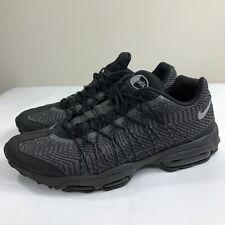 2600d2db8f item 6 Nike Air Max 95 Ultra Jacquard Running Black Silver Men's 10 Trainer  90 Plus -Nike Air Max 95 Ultra Jacquard Running Black Silver Men's 10  Trainer 90 ...
