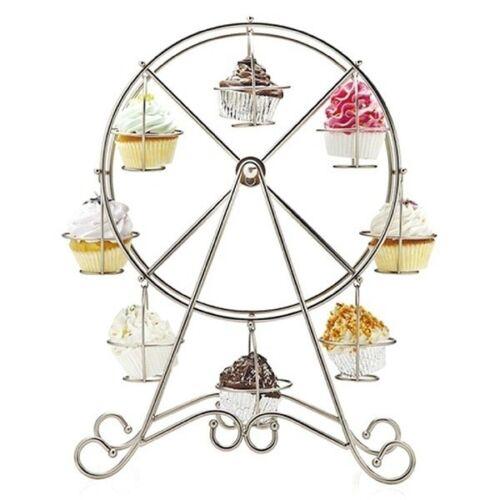 Ferris Wheel Cupcake Stand Child Kids Party Cake Holder Dessert Display Rack NE8