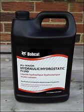 Bobcat Hydraulic Hydrostatic Fluid Oil 1 Gallon - 6904026 All Season Skid Steer