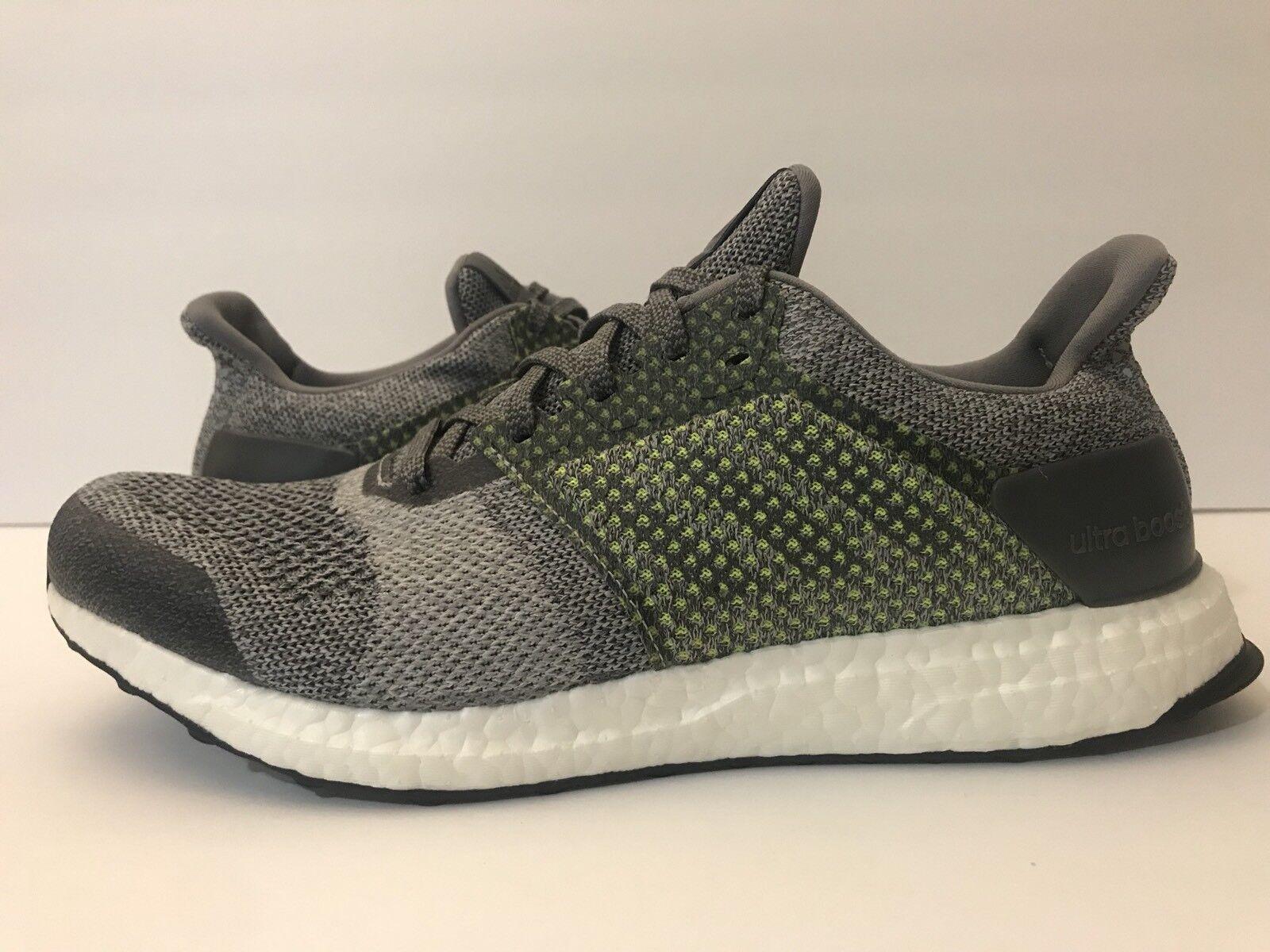 Adidas ultraboost st. primeknit continental continental continental grau / grün / weiß s80617 sz. 791f0c