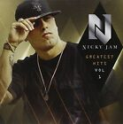 Greatest Hits Vol 1 0889176071737 by Nicky Jam CD