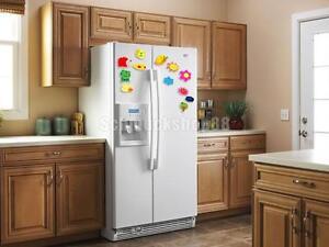 Kühlschrank Magnete : 4x12 pcs bunte holz cartoon kühlschrank magnete sticker für kinder