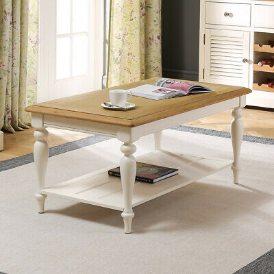 Chatsworth Cream Painted Coffee Table