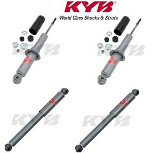 Details about For Toyota Tacoma Pre Runner 2WD KYB Gas-A-Just Front & Rear  Shock Absorbers KIT