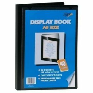 Premium Präsentation Display Buch A2 A3 A4 A5 Ordner Business Portfolio { Tiger