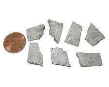 NWA 2949 Eucrite meteorite achondrite micromount ~1-1.25g Square display case