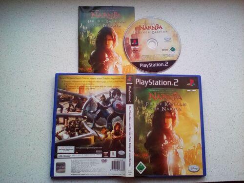 1 von 1 - Die Chroniken von Narnia: Prinz Kaspian von Narnia (Sony PlayStation 2, 2008, DV