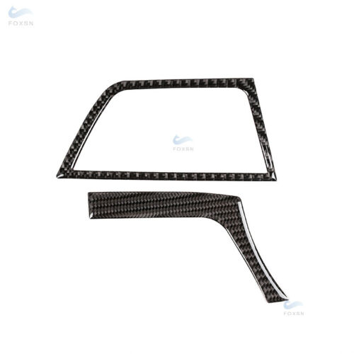 Carbon Fiber Interior Air Condition outlet Vent Cover for BMW 3 4 Series F30 F36