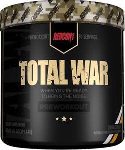 Redcon1-TOTAL-WAR-Pre-Workout-30-Servings-ORANGE-CRUSH