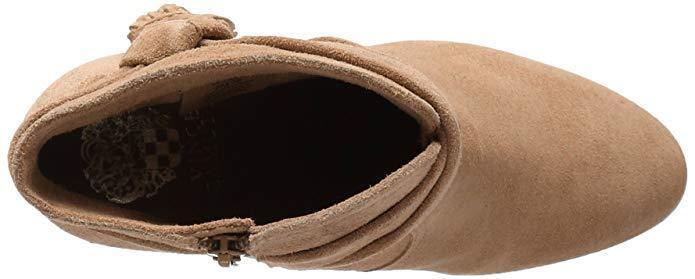 Vince Camuto Bota tamaño al tobillo para mujer Fianna, Cumino, tamaño Bota 5.5 b16f3f