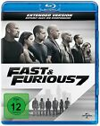 fast And Furious 7 Extendet Edition - Blu Ray