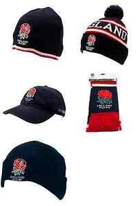 CompéTent England Rugby Écharpe,bonnet,casquette Baseball,bronx Bonnet Ski,officielle Erfu