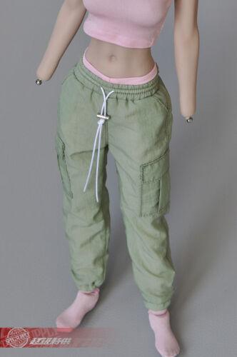 Pantaloni SCALA 1//6 accessori Fit 12 pollici PHICEN TBL azione Donna Figura Corpo Toys