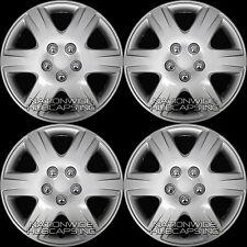 Set Of 4 15 Hub Caps Full Wheel Covers Rim Cap Lug Cover Hubs Fits Steel Wheels Fits Mustang