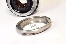 LEITAX standard adapter for Leica R lenes to Canon bayonet EOS