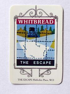 Wc1, 9 Mabledon Place, London - Mabel's Tavern (the Escape Pub) - 1973 Pub Card 1z9oyzhq-08012456-906464442