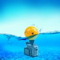 TELESIN Floating Ball Bobber Float with Lanyard for Gopro Hero 5 Camera