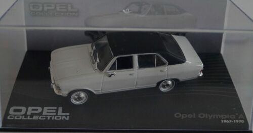 1:43 NEU in OVP IXO Modellauto Opel Olympia A