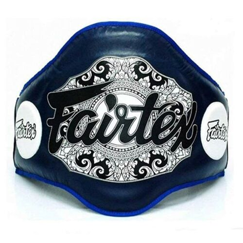 Fairtex BPV2 Belly Pad Muay Thai Boxing Lightweight Protect Kick MMA K1 Sporting
