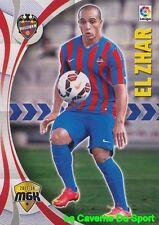 312 EL ZHAR MOROCCO LEVANTE.UD Liverpool FC CARD MEGACRACKS 2016 PANINI