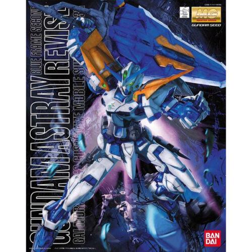 MG 1//100 MBF-P03R Gundam Astray Blue Frame Second Revise  Gundam SEED