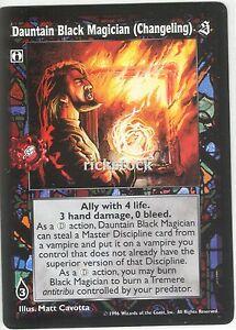 Dauntain Black Magician (Changeling) x1 SE