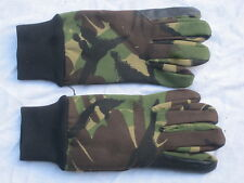 Guantes Técnicos & Mecánica, Negro/Camuflaje,REME guantes GB, Talla 6