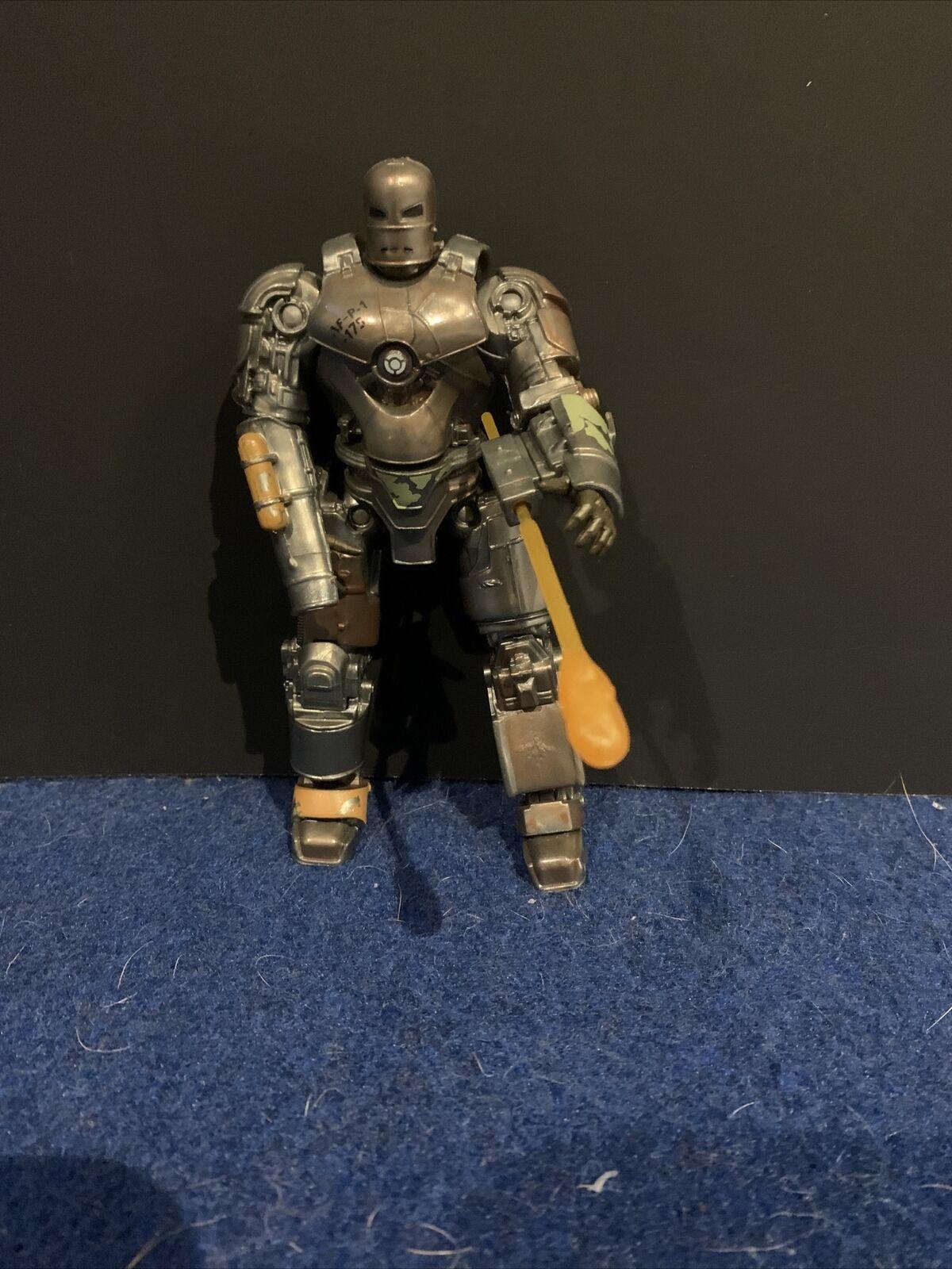 Marvel Legends First Ten Years Iron Man Mark 1  Loose Studios Hasbro on eBay thumbnail