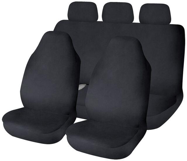 2+ KUGA WATERPROOF HEAVY DUTY REAR SEAT COVER BLACK