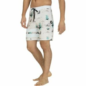 "Hurley Men/'s Phantom Block Party Eastern Seas 18/"" Boardshort Size 34, 36, 40"