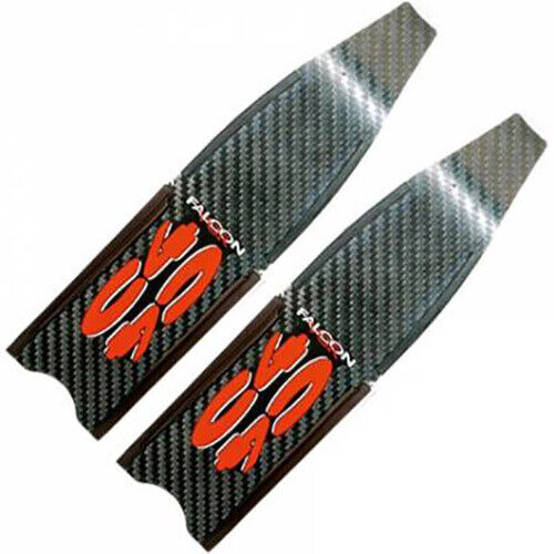 C4 FALCON VGR CARBON Blade for FINS Spearfishing Freediving Apnea