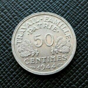 France-50-Centimes-1944-B-Alu-2430