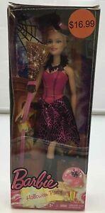 Barbie Halloween Witch Doll Halloween Party DMN88