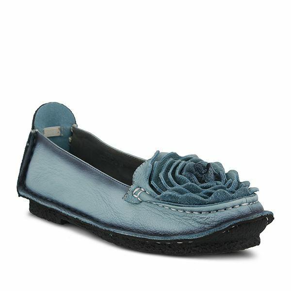 grande sconto Spring Step Lartiste Donna Dezi Non Non Non Stringato Scarpe Blu  vendite online